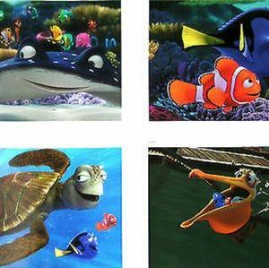 Disney Store + Pixar Finding Nemo Lithograph Pics